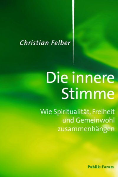"""Buch Cover """"Die Innere Stimme"""""""