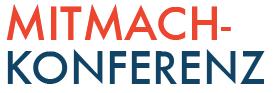 Logo der ersten Mitmach-Konferenz